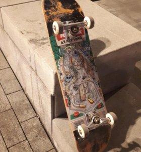 Скейтборд кастом