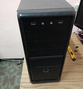 Продаю блок intel core i-3 7100