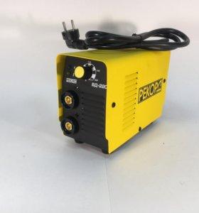 Сварочный инвертор Рекорд вд-220 (доставка)