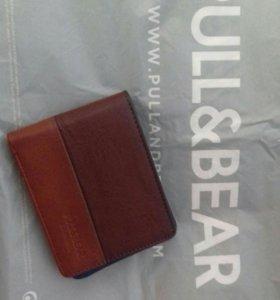 Бумажник Pull&Bear
