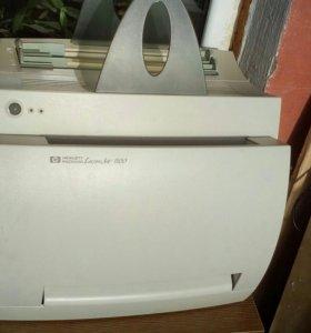 Принтер HP LJ1100 лазерный