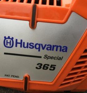 Новая бензопила Husqvarna 365