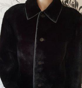 Мужская куртка из мутона