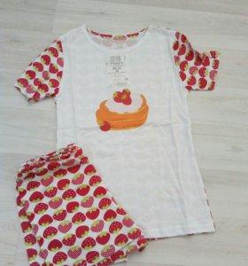 Пижама 32 р-р