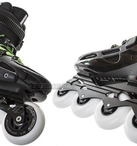 Rollerblade twister 80+комплект защиты