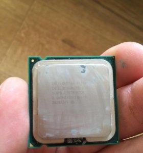 Процессор core2duo e7300 lga775