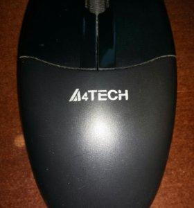 Мышь компьютерная беспроводная.