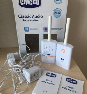 Радионяня Chicco Classic Audio