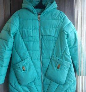 Новая куртка демисезонная, 46-48,48р