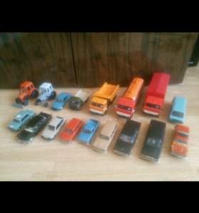 17 моделей+