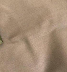 Ткань хлопковая, отрез