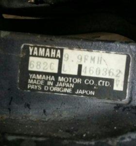 Лодочный мотор 9.9л.