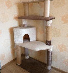 Домик дом когтеточка для кошки ТОРГ