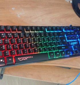 Игровая Клавиатура Dragon War