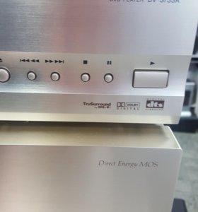 DVD плеер pioneer DV-S733A