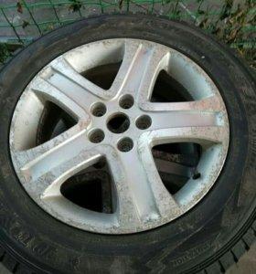 Резина и шины комплект Гранд Витара