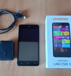 Смартфон Digma C500