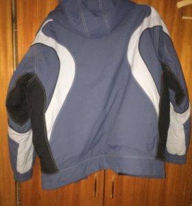 Продам куртку зима, размер м состояние хорошее