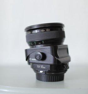 Объектив Canon Tilt-Shift-E 45 mm f/2.8