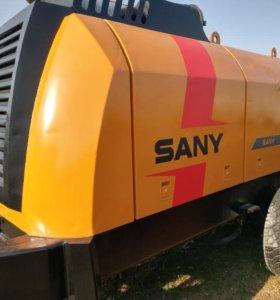 Бетононасос Sany HTB60C отличное состояние