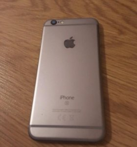 iPhone 6s64gb обмен