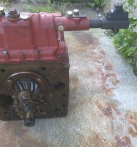 Коробка передач МТЗ-80, 82 (боковое включение)