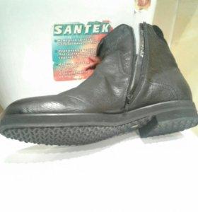 ботинки зимние р 42