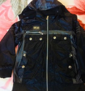 Куртка осень- весна 5-7 лет