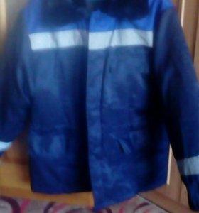 Зимняя спецовка костюм
