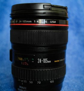 Canon 24-105mm f/4 L IS USM