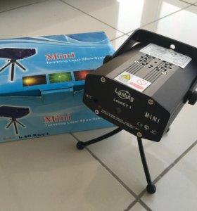 Лазерная система/mini twinkling laser show system