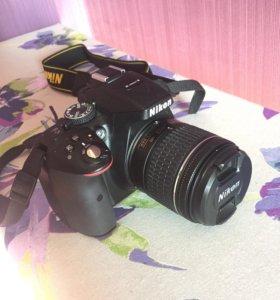 Фотоаппарат D5300