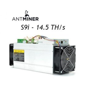 Asic Antminer S9i - 14.5 TH/s новый без бп