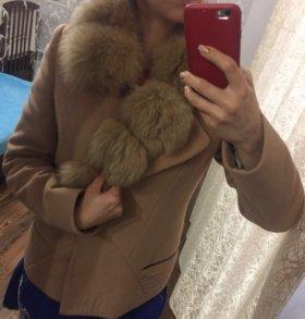 Пальто натуралка