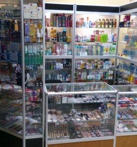 Готовый бизнес по продаже косметики, парфюмерии
