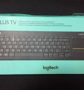 Клавиатура Logitech K 400 PLUS TV