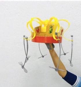 ChowCrown - Сумасшедшая корона