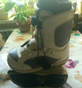Vans ботинки для сноуборда