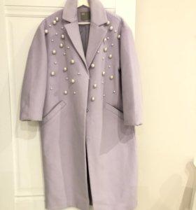 Демисезонное пальто oversize ASOS