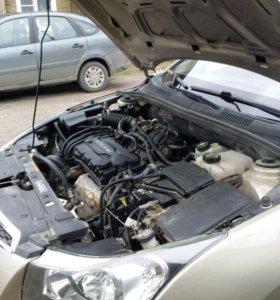 Chevrolet Cruze, 2011