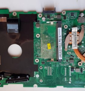 Материнская плата с кулером Acer Aspire One ZH9