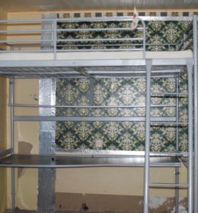 Кровать - чердак Ikea <Тромсо>