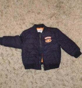Куртка-Бомбер для мальчика