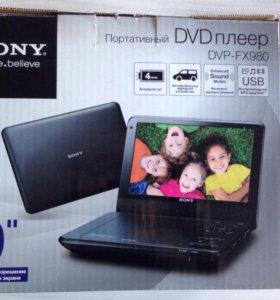 DVD плеер DVP-FX980