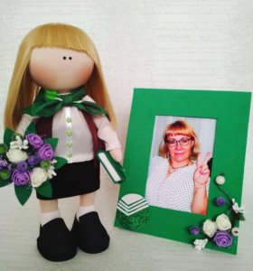 Портретные куклы