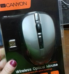 Canyon Wireless Optical Mous