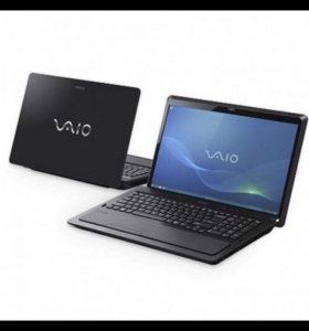 Ноутбук Sony vaio VPC-F22S1R