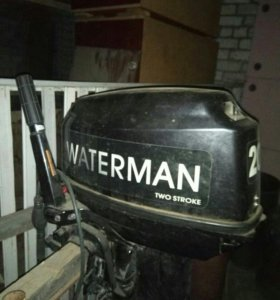 Лодочный мотор WATERMAN 20