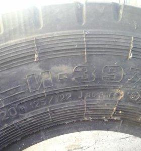Резина ГАЗ-53. 8.25-20