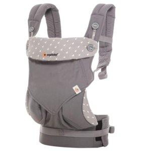 Эрго рюкзак Ergo baby 360 серый❤️